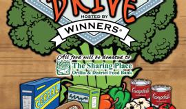 Food Drive Winners