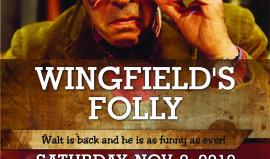 Orillia Opera House – Wingfield's Folly