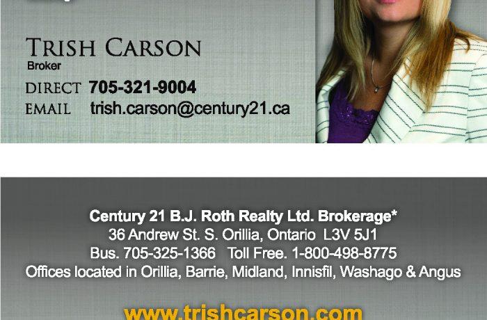 Century 21 Realtor Trish Carson