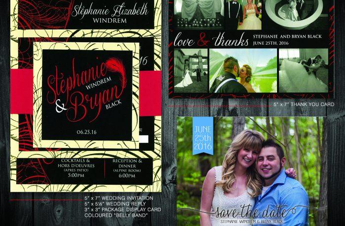 Wedding Stationery 2