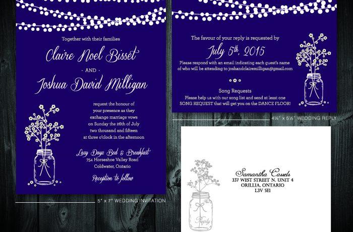 Wedding Stationery 5